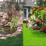 pond into garden, pond garden, Pond builders, pond construction, Pond ideas, Backyard ponds