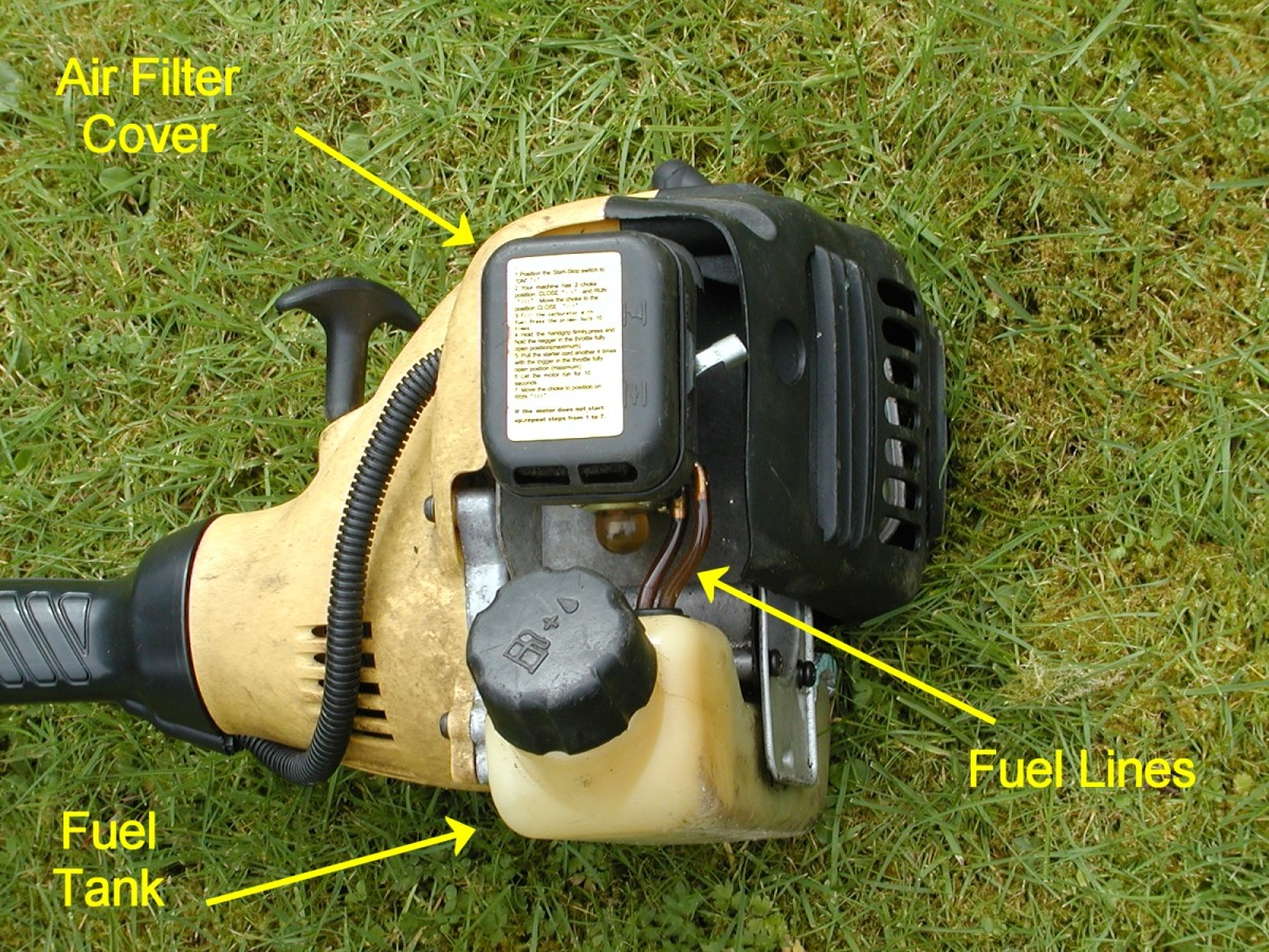 Weed Eater Fuel Problem