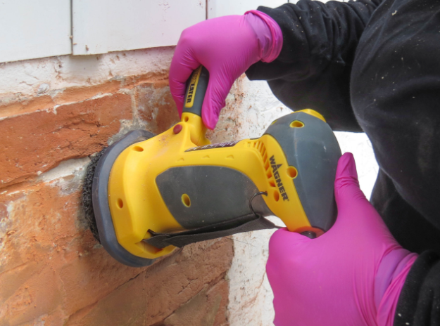 remove paint from brick Supplies