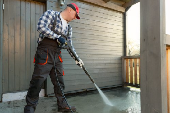 remove paint from concrete chemicals
