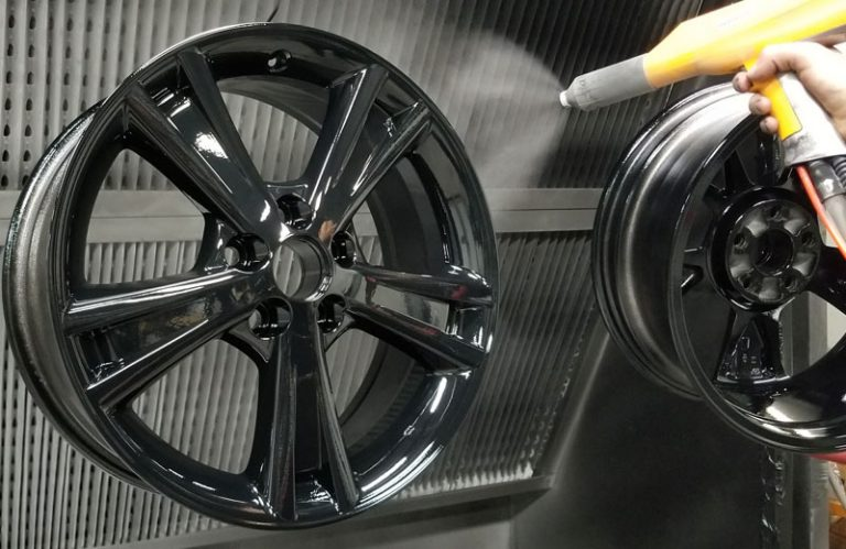 how much does it cost to paint rims